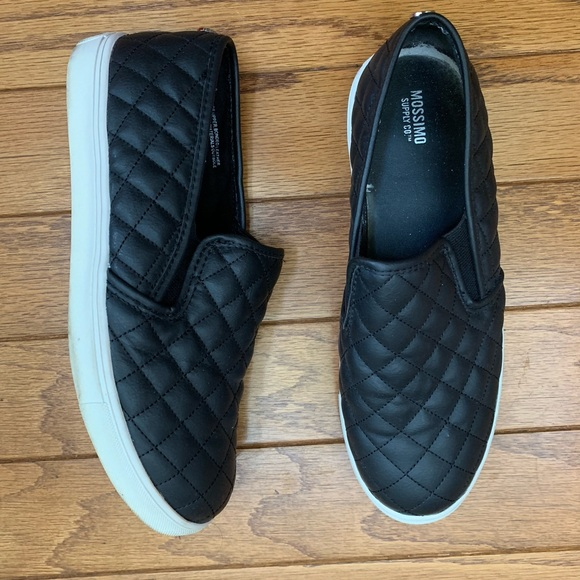 Shoes - Mossimo Quilted Sneakers